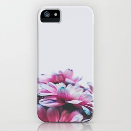 Peeking Daisy iPhone Case