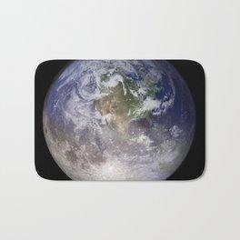Global Warming Climate Change Bath Mat