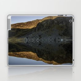 Wicklow Mountains Sunrise Laptop & iPad Skin