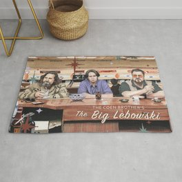 The Big Lebowski Rug