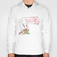 alice Hoodies featuring Alice by scoobtoobins