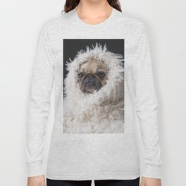 PUG VIBES Long Sleeve T-shirt