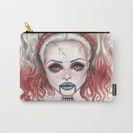 Marionette Corpse Art by Laurie Leigh Carry-All Pouch
