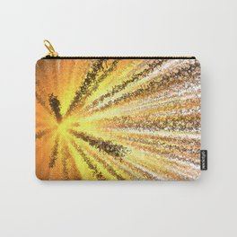 Golden star explosion Carry-All Pouch