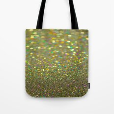 Partytime Gold Tote Bag