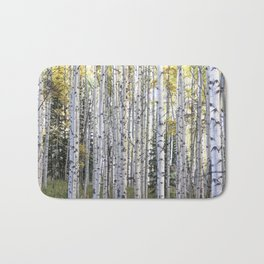 The Forest Through the Trees Bath Mat