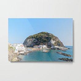 Sant' Angelo, Ischia II Metal Print