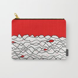 Fish and some other sea Carry-All Pouch