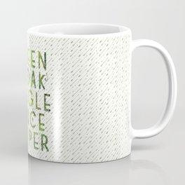 Team Arrow Coffee Mug