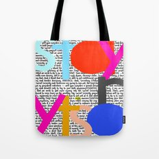 Stay Nasty Tote Bag