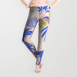 Rainforest Leopard Leggings