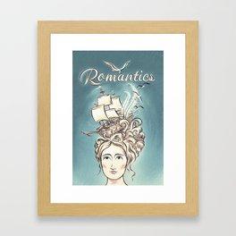 Romantics Framed Art Print