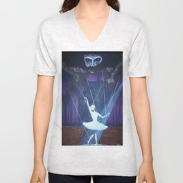 The Final Act Unisex V-Neck