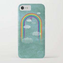 al settimo cielo iPhone Case