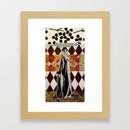 Cosmic Intelligence Framed Art Print