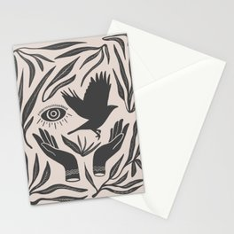 a dream of magic  Stationery Cards