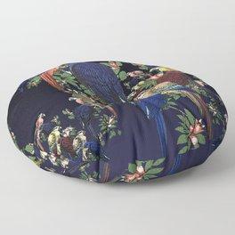 Parrotphenalia Floor Pillow