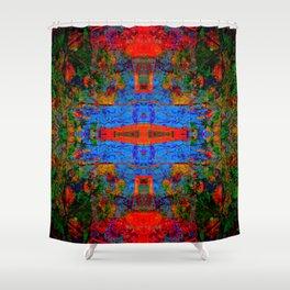 ENLUMINURES Shower Curtain