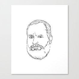 Tom Segura Canvas Print