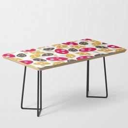 Mod Mushrooms Coffee Table