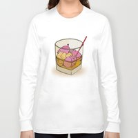 pigs Long Sleeve T-shirts featuring Pickle Pigs Too by Megs stuff...