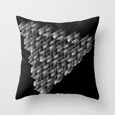 Fractalina Throw Pillow