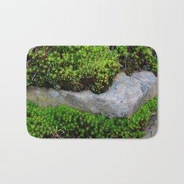 Vibrant Moss Bath Mat