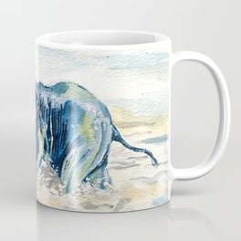 Spraying Rainbows Coffee Mug
