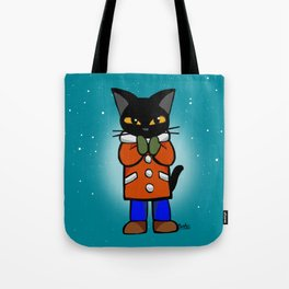 Winter style Tote Bag