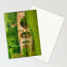 Kirkham Bridge - River Derwent  Stationery Cards