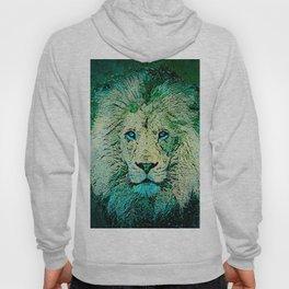 LION  Blue Hoody