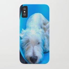 Dog2 iPhone Case