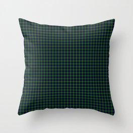 Sutherland Tartan Throw Pillow