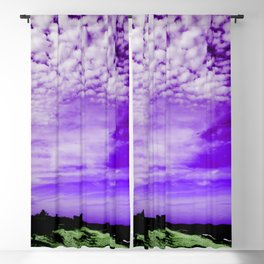 More Purple Abstruse Visions In Florida August 24th FL  Blackout Curtain