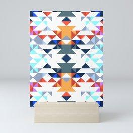 Aztec 5 Mini Art Print