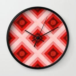 Groovy Festival Wall Clock