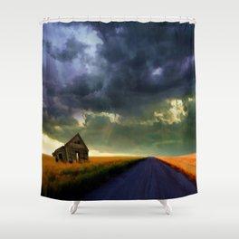 Eons Shower Curtain