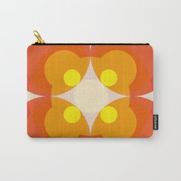 Princess Blosom  - Colorful Abstract Art Carry-All Pouch