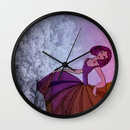 discofever -31- Wall Clock