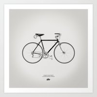 magnani Art Prints featuring Icons 010 by Gianmarco Magnani
