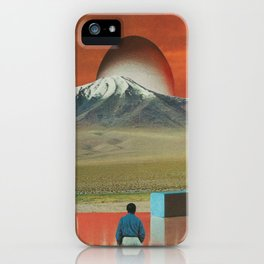 The Changing Of The Light iPhone Case