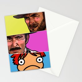 The Good, The Bad & The Ghibli Stationery Cards