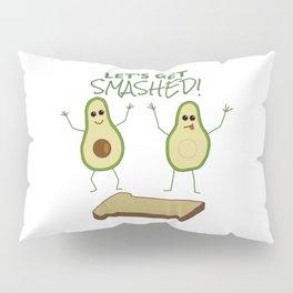 Let's Get Smashed! Pillow Sham