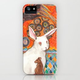 Mosaic Melody iPhone Case