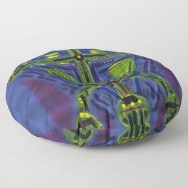 Prosperity Hidden Face Floor Pillow