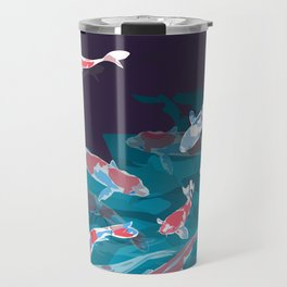 Koi dance Travel Mug