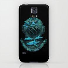 Deep Diving Galaxy S5 Slim Case
