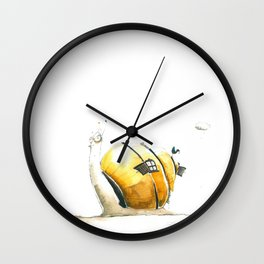 Proud Homeowner Wall Clock
