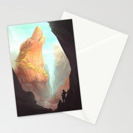 Howls Peak Stationery Cards