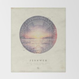 Fernweh Vol 5 Throw Blanket